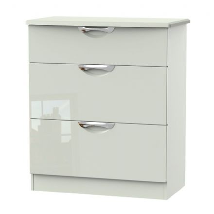 Camden 3 Drawer Deep Chest
